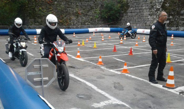semaine sécurité routière deux-roues