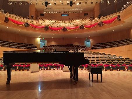 salle de concerts Besançon