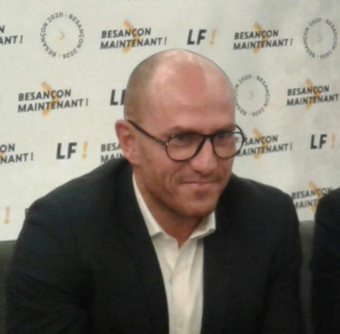 Ludovic Fagaut Les Républicains
