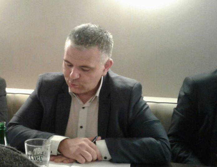 Laurent Croizier Modem Besançon