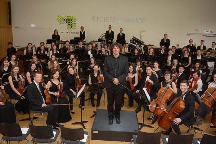 Orchestre des jeunes autrichiens au Kursaal