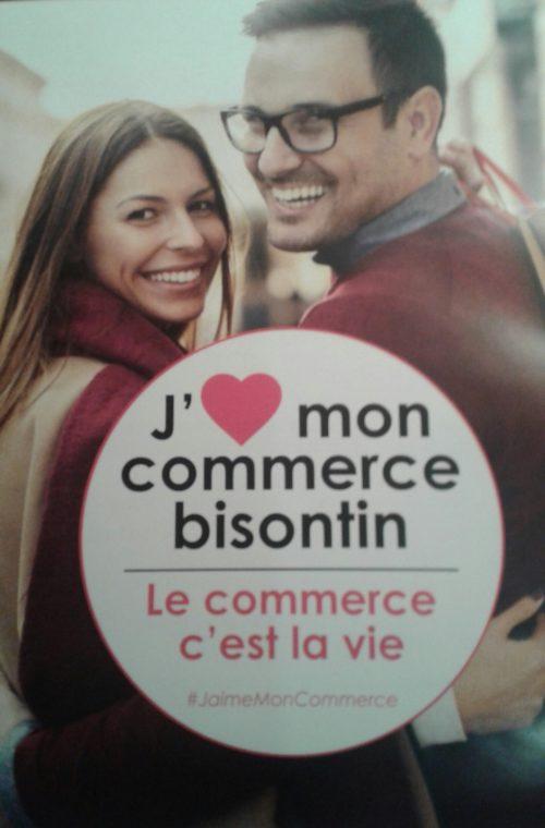 Commerce à Besançon