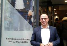 Inauguration de la permanence électorale de Ludovic Fagaut