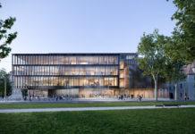 Grande bibliothèque de Besançon