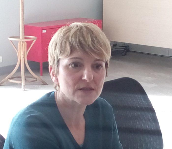 Anne Barralis, Directrice de l'URSSAF Franche-Comté