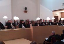 Audience solennelle du TGI de Besançon ©YQ
