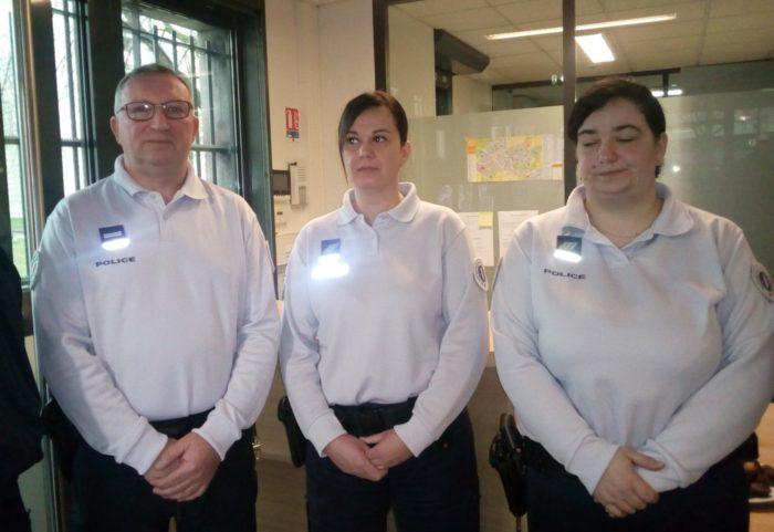 les agents du commissariat de Planoise au service des habitants