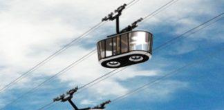 projet téléphérique Brest