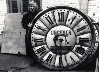 Tomi Ungerer musée du temps