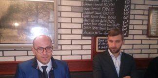 """Ludovic Fagaut liste """"Besançon maintenant"""""""