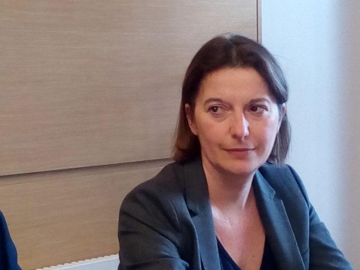 Magali Caillat, Directrice interrégionale de la PJ de Dijon
