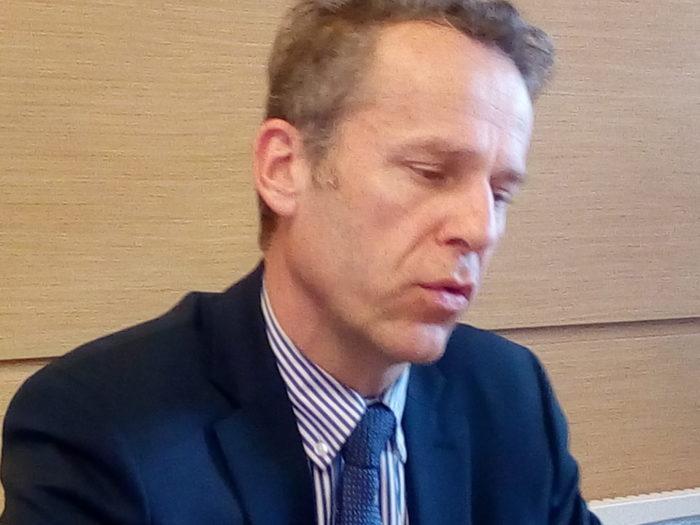 Etienne Manteaux Procureur de la République de Besançon