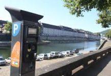 Stationnement gratuit à Besançon